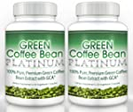 Green Coffee Bean Platinum (2 bouteil...