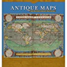 Antique Maps Wall Calendar 2014