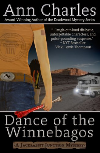 Dance of the Winnebagos (Jackrabbit Junction Humorous Mystery Series #1)