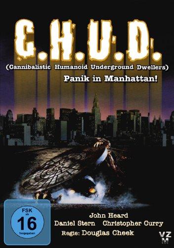 C.H.U.D. - Panik in Manhattan ( ungeschnittene Fassung )
