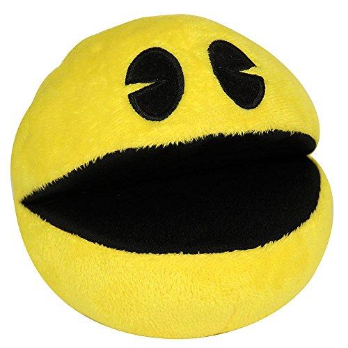 Peluche Pac-man con effetti sonori - 20cm
