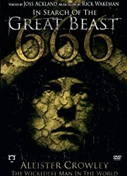 In Search of Great Beast 666: Aleister Crowley [DVD] [Import]
