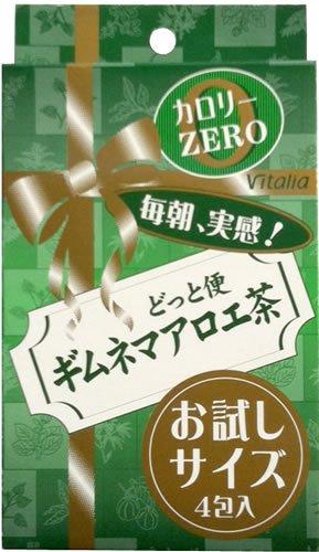 ビタリア製薬 どっと便ギムネマアロエ茶 7.5g×4包