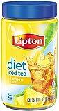 Lipton Iced Tea Mix, Diet Lemon, 5.9 Ounce