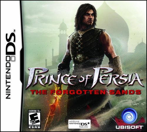 Prince Of Persia: The Forgotten Sands - Nintendo Ds front-966318