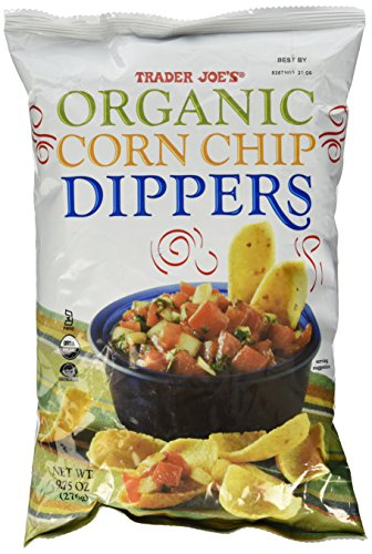 Trader Joe's Organic Corn Chip Dippers (Trader Joes Corn Salsa compare prices)
