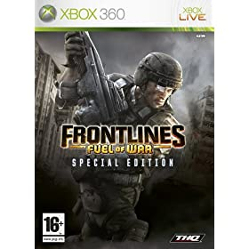 Frontlines: Fuel of War - Special Edition (Xbox 360)