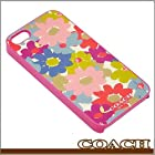 Coach Peyton Floral Hardshell iPhone 5/5s Case Cover Protector