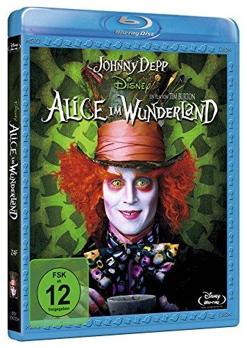 Alice im Wunderland [Blu-ray]