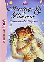 Mariage de Princesse 01 - Le mariage de Raiponce