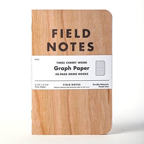 field-notes-cherry-graph-3-pack