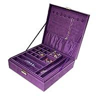 Sodynee� Purple Two-Layer Lint Jewelr…