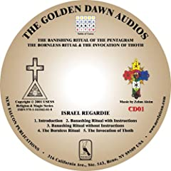 The Golden Dawn Audio CDs [9CDs   133 MP3s] preview 0