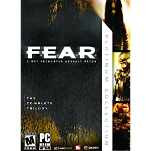 Buy Amazon.com: F.E.A.R. Platinum Collection: The Complete Trilogy: Video