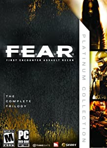 Amazon.com: F.E.A.R. Platinum Collection: The Complete Trilogy: Video