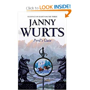 Peril's Gate: Third Book of The Alliance of Light (The Wars of Light and Shadow, Book 6) (The Wars of Light... by Janny Wurts
