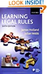Learning Legal Rules: A Student's Gui...
