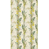 Daisies & Ferns fabric, by Eddie Squires (V&A Custom Print)