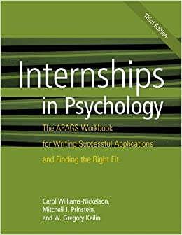 psychology internship essays Database of free psychology essays - we have thousands of free essays across a wide range of subject areas sample psychology essays.
