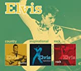Elvis: Country, Inspirational, Rock Elvis Presley