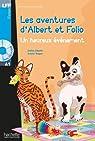 Albert et Folio : Un heureux évènement + CD audio