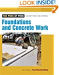 Foundations and Concrete work (For Pr...
