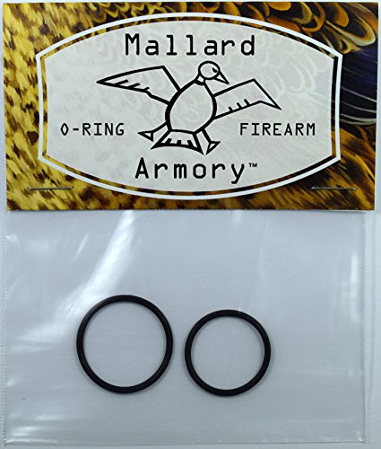 Remington O-Ring Barrel Seals Kit for 1100 20 Gauge 11-87 20 GA of All Models STD/LT/LW/SP