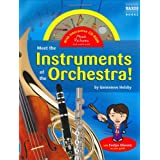 Meet the Instruments of the Orchestra (Book and CD-ROM)by Genevieve Helsby