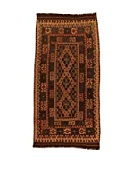 Kilim Carpets by Jalal Alfombra Kilim Kaudani (Marrón/Multicolor)