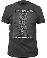 Joy Division Unknown Pleasures Erwachsene Heather grau T-Shirt
