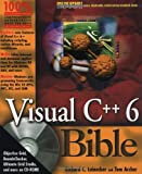 img - for Visual C++6 Bible book / textbook / text book