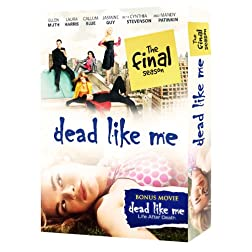 Dead Like Me: The Complete Final Season with Bonus Dead Like Me movie(Ellen Muth, Mandy Patinkin)