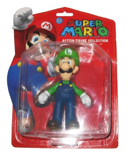 [Super Mario Action Figure Collection] [Luigi] (japan import)