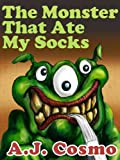 The Monster That Ate My Socks (a great book for 1st to 4th graders!)