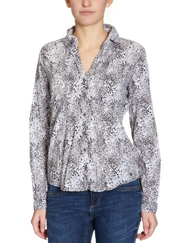 Tom Tailor Women's Trendy Print Blouse