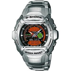 【クリックで詳細表示】[カシオ]CASIO 腕時計 G-SHOCK ジーショック Color Dial G-550FD-1AJF メンズ