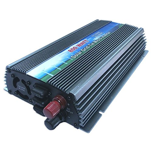 Sungoldpower 800W Grid Tie Inverter Dc10.5V-28V Power Inverter For Solar Panel System