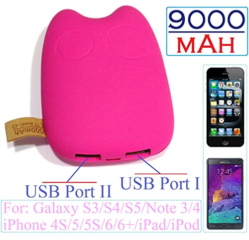 Josi Minea 9000mAh Power Bank