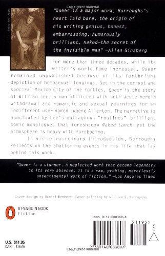 queer william s burrough pdf