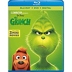 Dr. Seuss' The Grinch [Blu-ray]