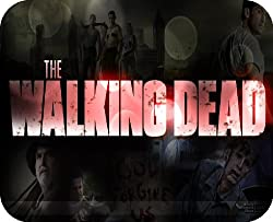 The Walking Dead Title Screen Mouse Pad