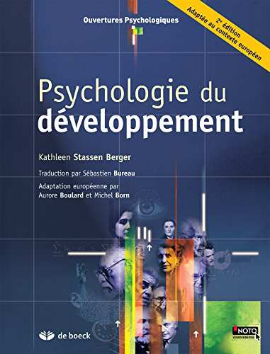 psychologie du developpementFrom DE BOECK