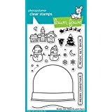 Lawn Fawn Clear Stamps - LF973 Ready, Set, Snow