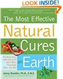 Most Effective Natural Cures on Earth: The Surprising Unbiased Truth about What Treatments Work and Why