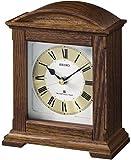 SEIKO CLOCK (セイコークロック) 置き時計 ザ・ナショナルトラスト 木枠 BZ347B