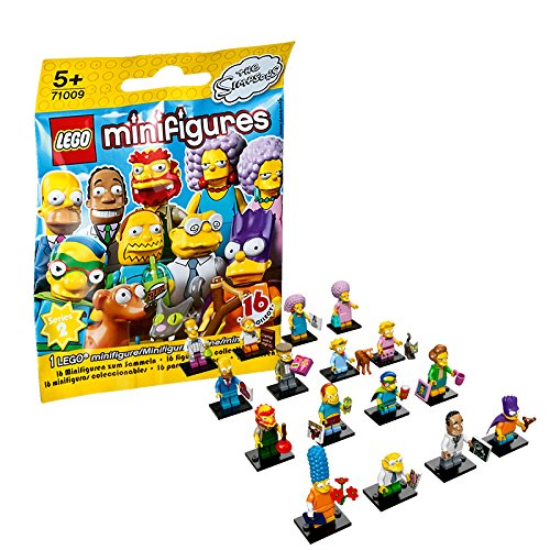 LEGO The Simpsons - Bustine Mini Figure, Serie 2