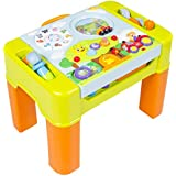Best Choice Products Kids Learning Activity Table With Quiz, Music, Lights, Shapes, Tools and Tons More