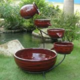 solar fountains for the garden