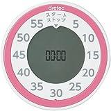 DRETEC デジタルダイヤルタイマー T-527PK