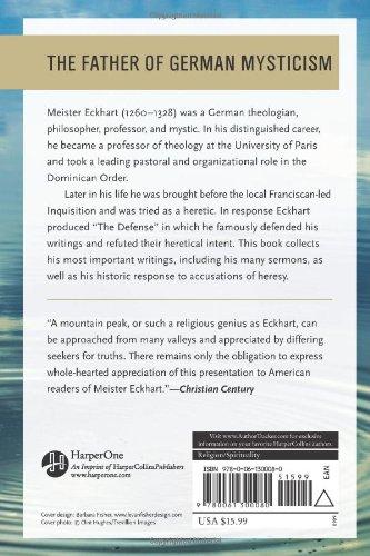 Meister Eckhart: The Essential Writings: A Modern Translation (Torchbooks)